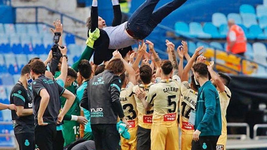 L'Espanyol empata a Saragossa i retorna a la màxima categoria