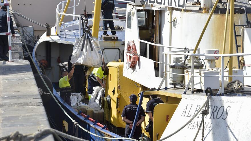 El Puerto subasta dos embarcaciones interceptadas en la lucha contra el narco