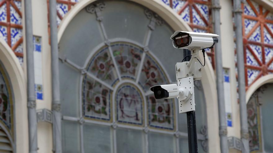 El PP exige que las cámaras de Ciutat Vella no multen desde abril