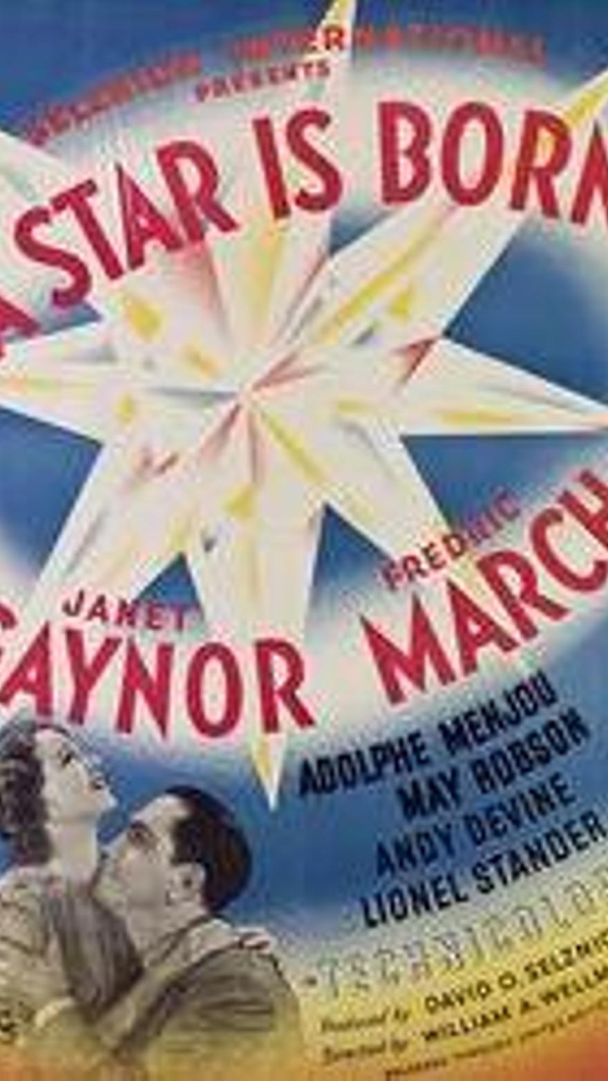 Ha nacido una estrella (1937)