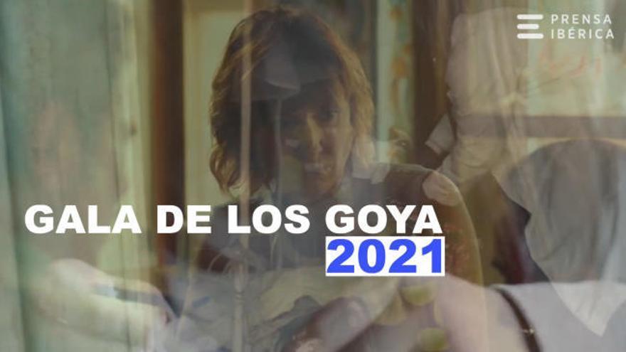 La gala de los Premios Goya 2021