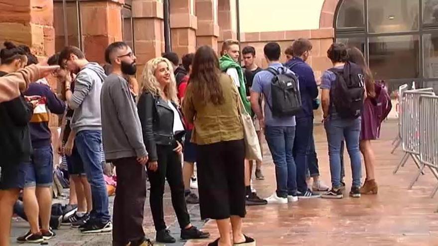 """Un profesor de la Universidad de Oviedo, a sus alumnas: """"Si volvéis a repetir, os violo"""""""
