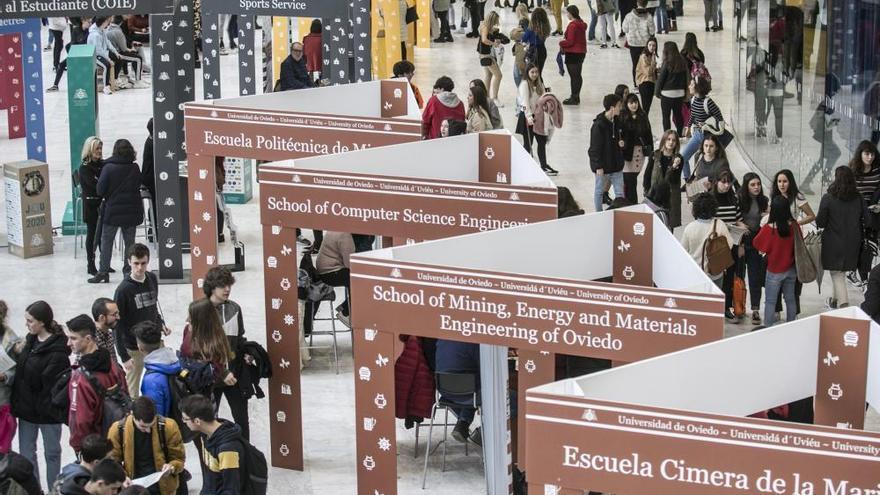 Las jornadas de orientación de la Universidad de Oviedo se harán por primera vez online por el covid