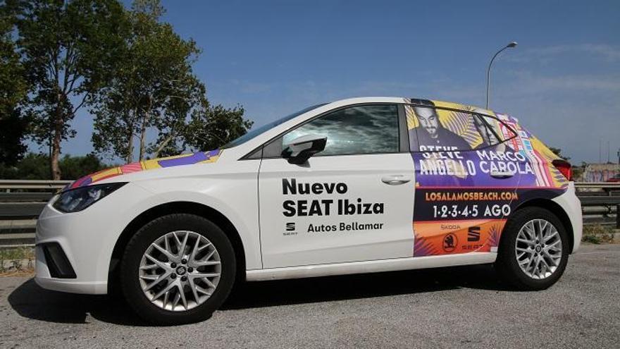 Seat Bellamar despide al Los Álamos Beach Festival como patrocinador oficial