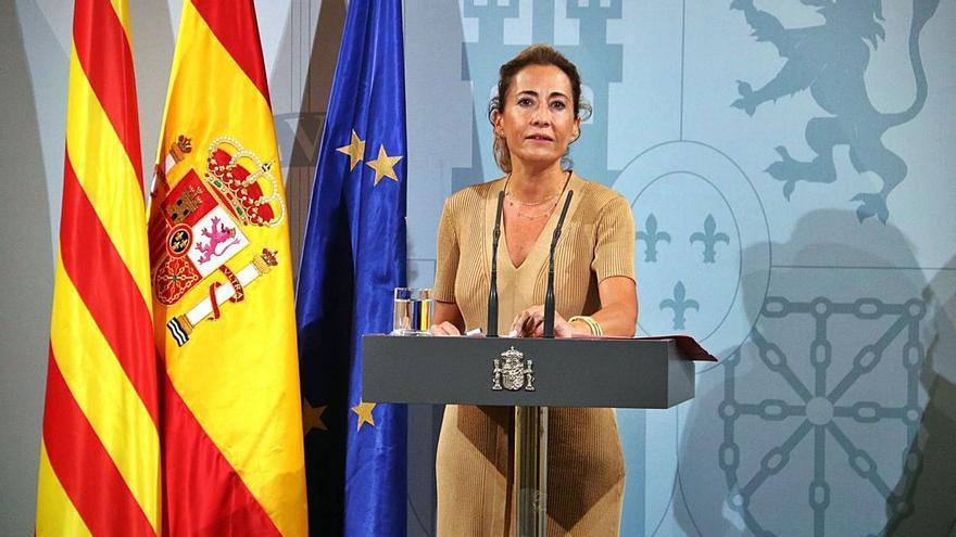 Moncloa manté el TAV a l'aeroport de Girona tot i la reculada al Prat