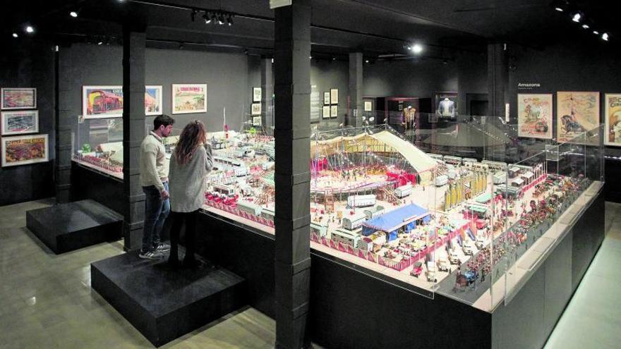 El primer museu d'Europa dedicat al circ projecta al món la seva singularitat