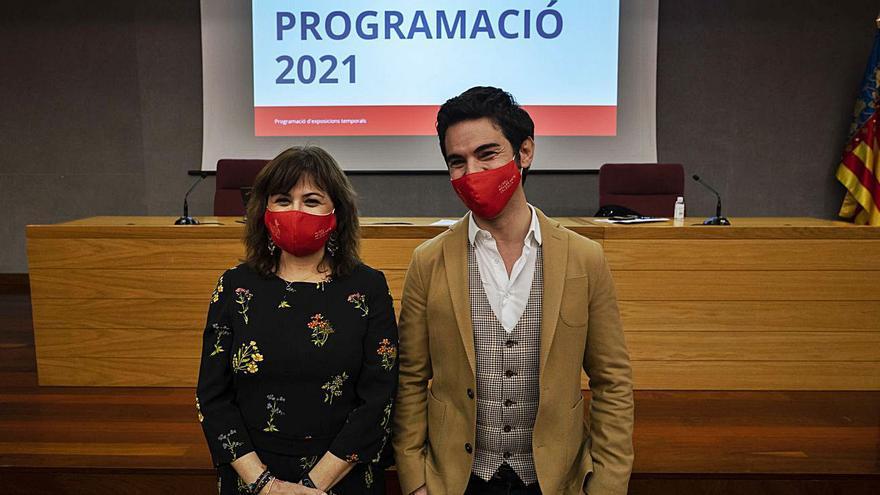 El Bellas Artes expondrá a Agrasot, Piranesi, Capuz y el barroco valenciano en 2021