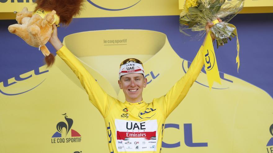 Así está la clasificación general del Tour de Francia tras la etapa 13