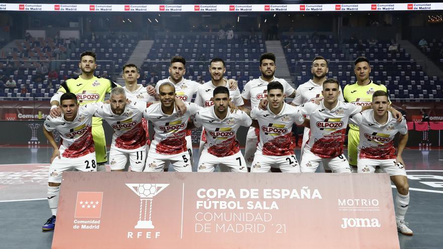 ElPozo vuelve a la liga con dos partidos esta semana