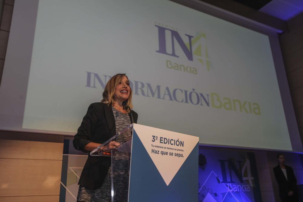 La periodista Laura Millán ha sido la encargada de presentar la gala
