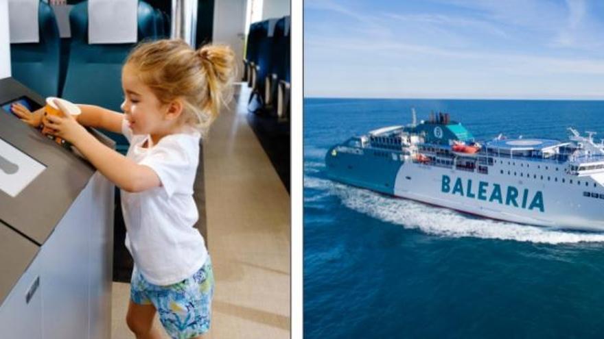 Baleària: Más sostenibles