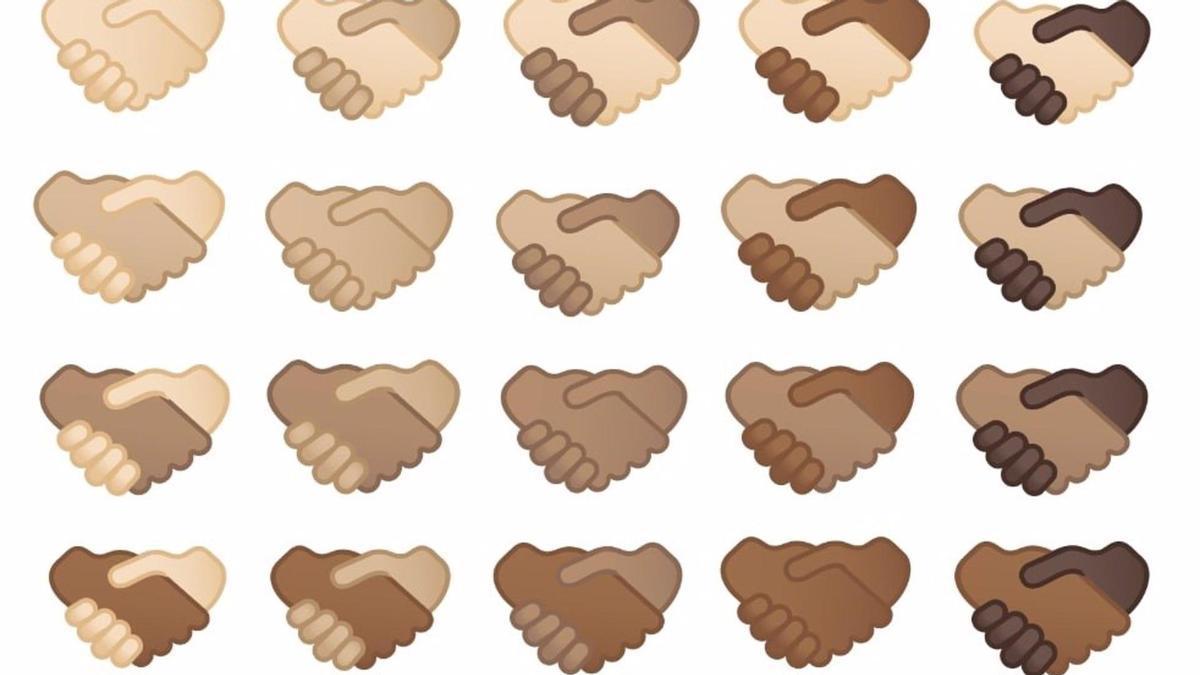 Las nuevas combinaciones de emoji.