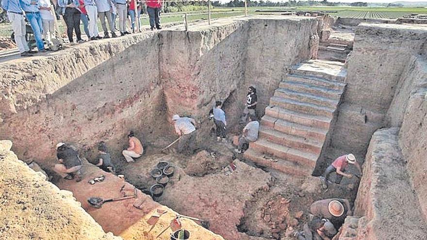 La Junta expropia los terrenos del yacimiento del Turuñuelo