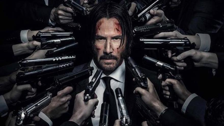 La cartellera: Keanu Reeves es torna a posar a la pell de l'assassí John Wick