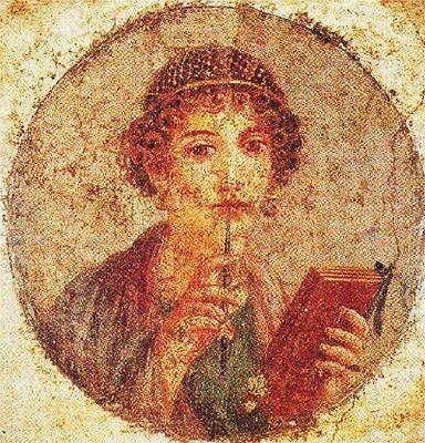 Safo de Lesbos (650/630 a. C. – 580 a. C.)