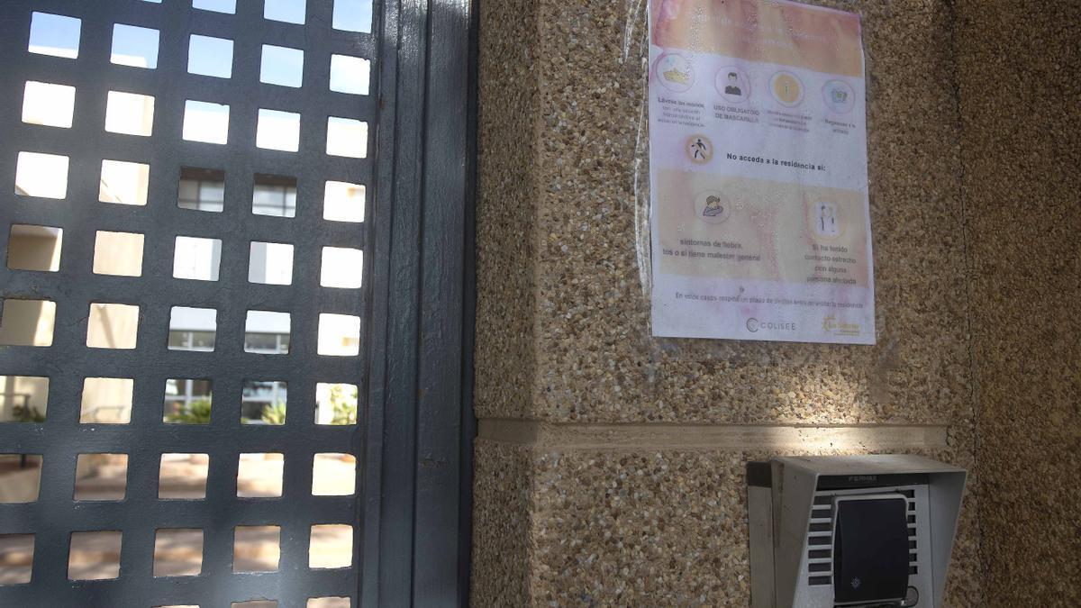 Nueve internos de la residencia de La Saleta de la Pobla de Vallbona fallecen por covid