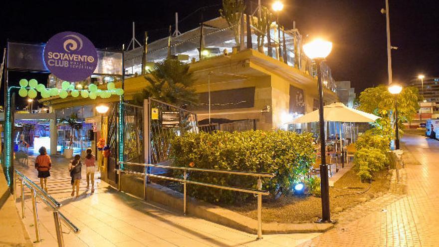 Sotavento acelera los trámites para que su terraza funcione como discoteca