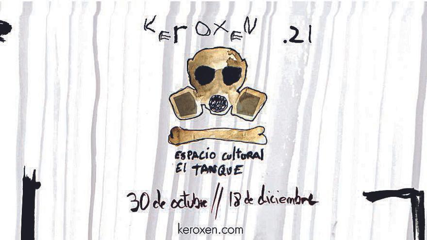 La XIII edición del Festival Keroxen regresa al Tanque a partir del día 30