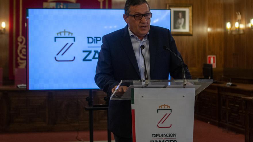 """Faúndez asegura que, si hay una subida en las tasas de residuos en Zamora, será """"por culpa del Gobierno de España"""""""