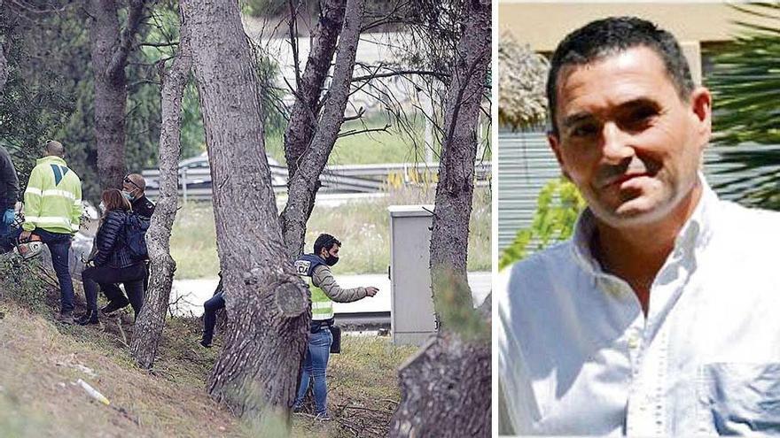 La Policía no ve indicios de criminalidad en el esqueleto del Coll d'en Rabassa