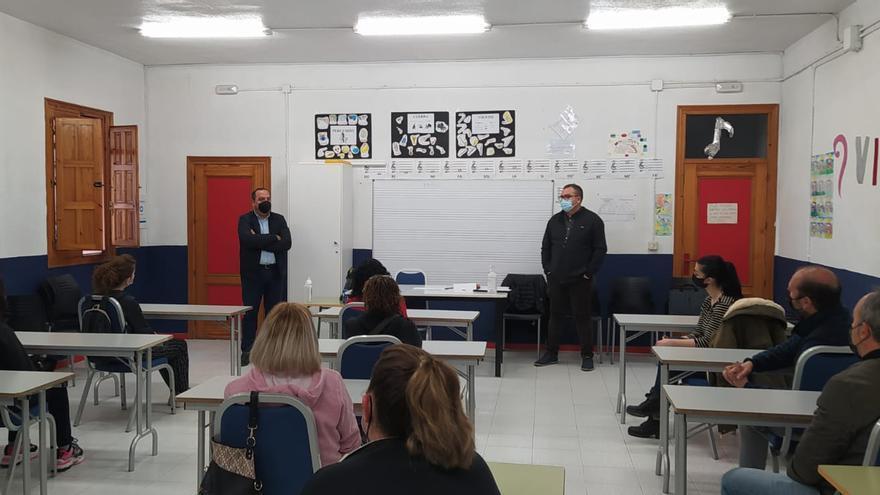 Comienza un nuevo Plan de Empleo en Cehegín
