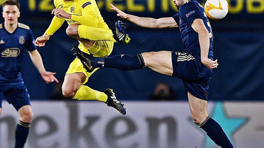 El Villarreal, único español en semifinales