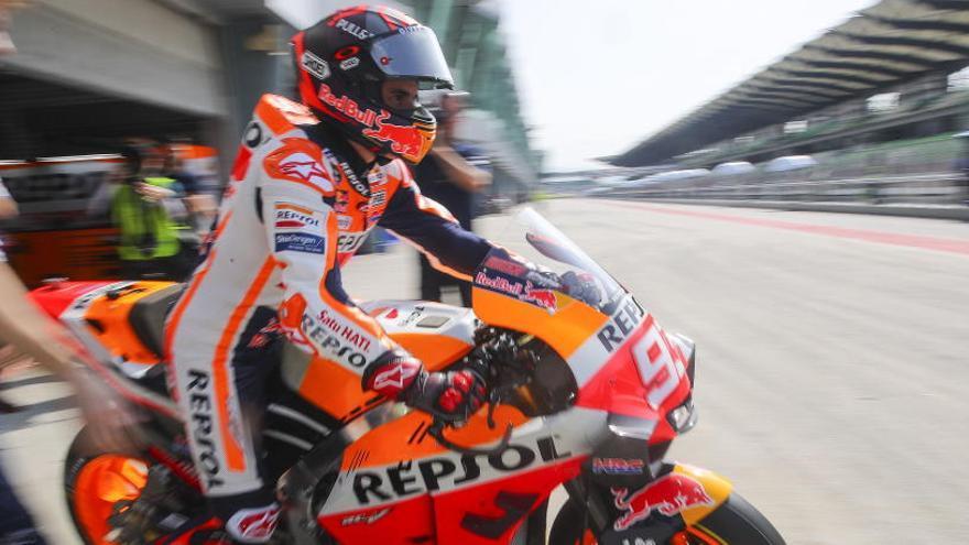 Cancel·len el Gran Premi de Catar de MotoGP pel coronavirus