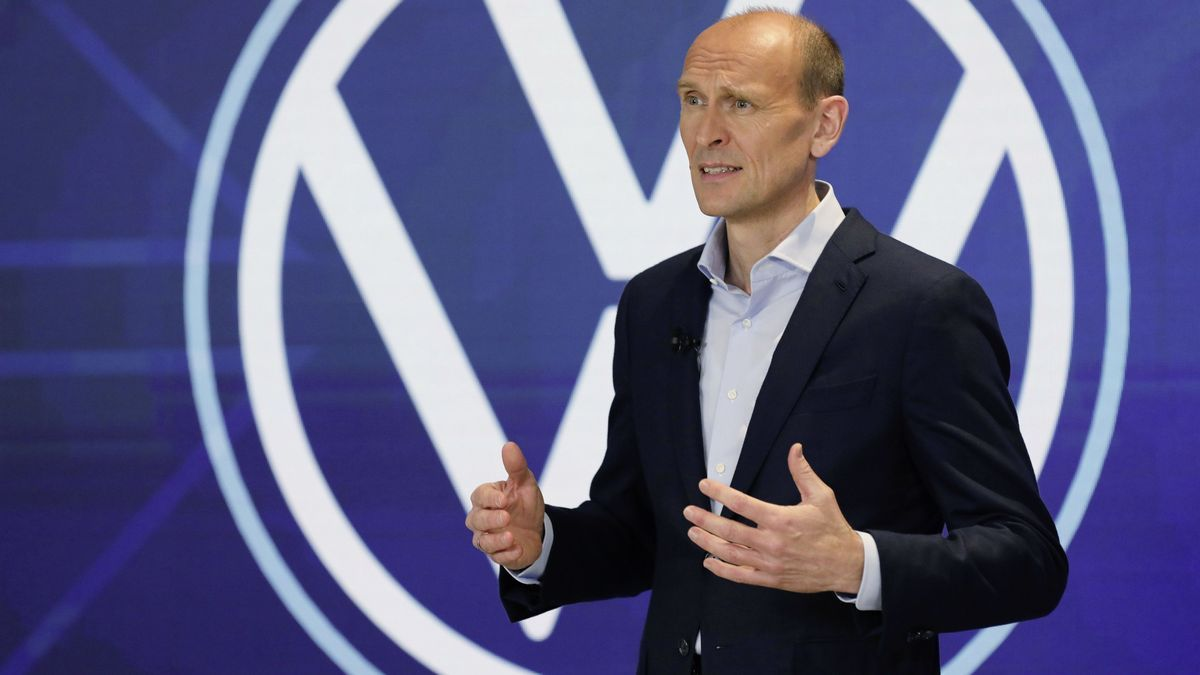 El consejero delegado de la marca Volkswagen, Ralf Brandstätter.