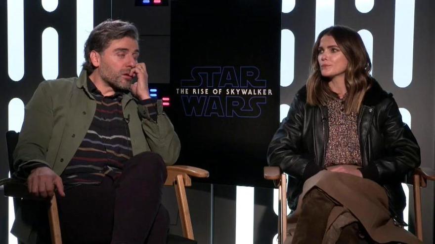 El fin de 'Star Wars', según sus protagonistas