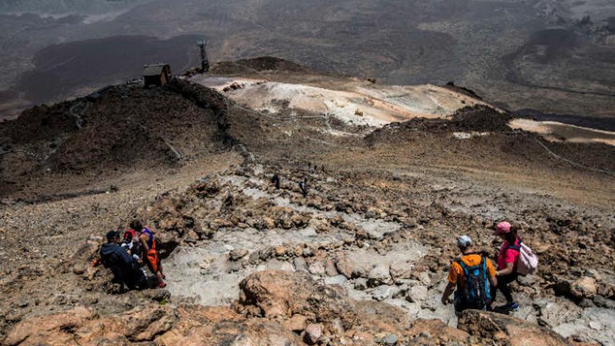 Tenerife se queda sin el rodaje de Disney por la normativa del Teide