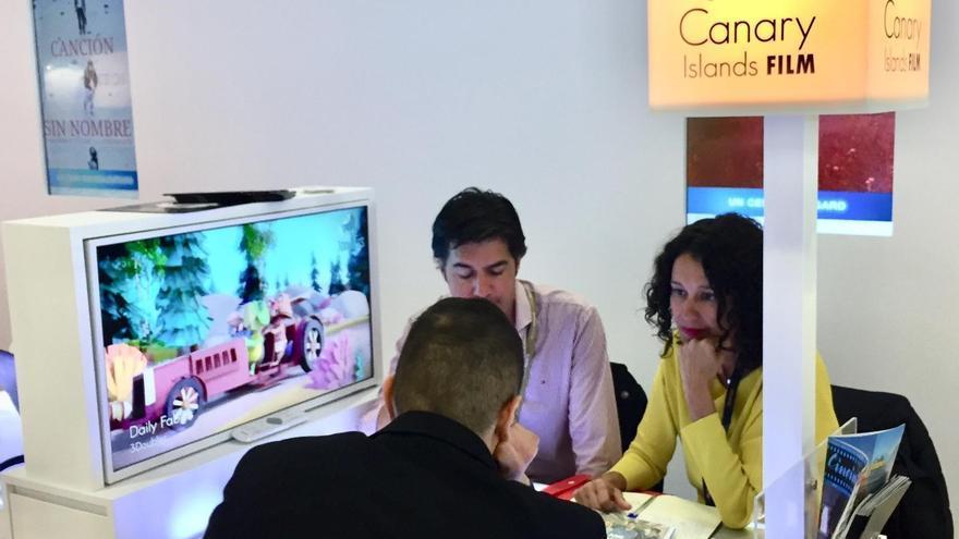 Canarias acoge 57 producciones audiovisuales que dejan 14 millones en el primer trimestre de año