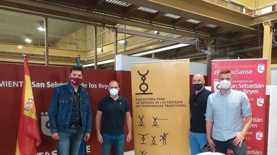 El Ayuntamiento de Teruel participa en la primera reunión de la Plataforma para la Defensa de la Tauromaquia Tradicional