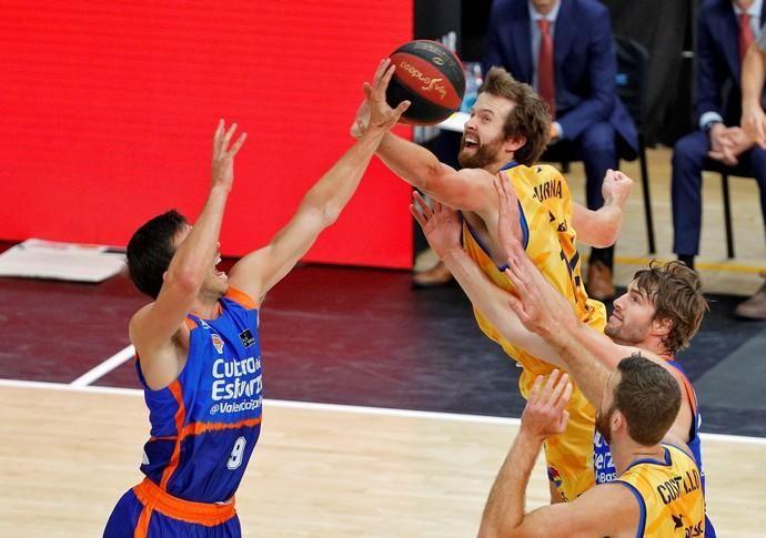 Herbalife Gran Canaria y Valencia Basket ...