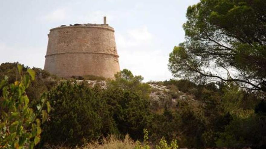 El Estado cede a Formentera la torre des Pi des Català