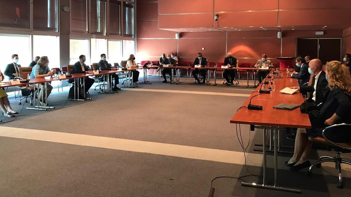 La Cámara de Gran Canaria lidera una Misión Comercial a Eslovenia.
