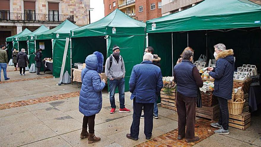 Alimentación sostenible en Zamora durante la Navidad