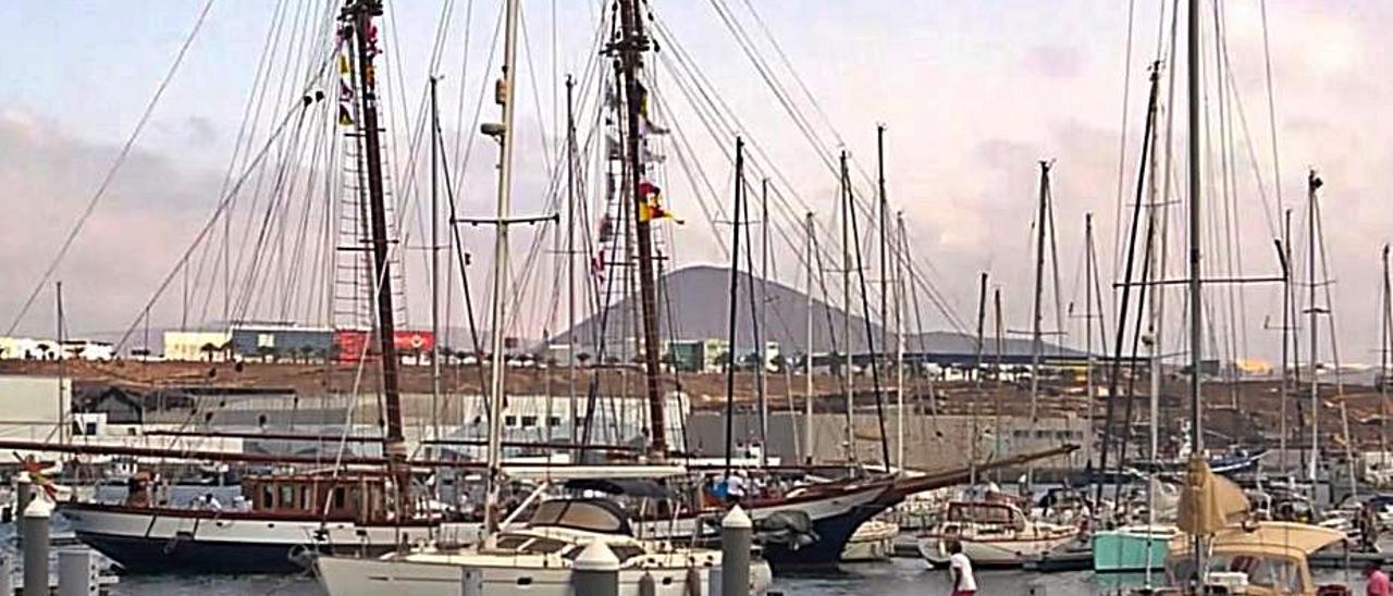 Reliquias del pasado marinero insular