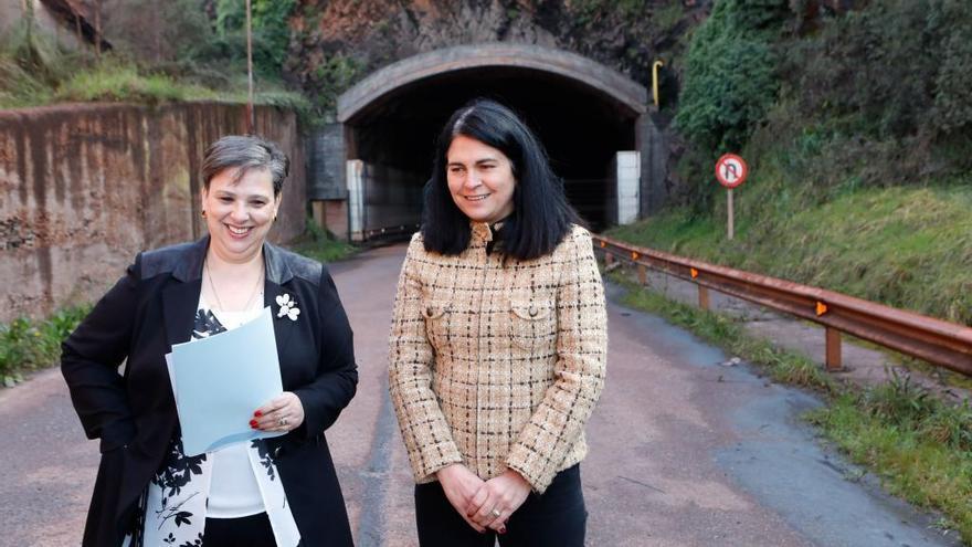 Foro pide en el Senado la reapertura del túnel de Aboño