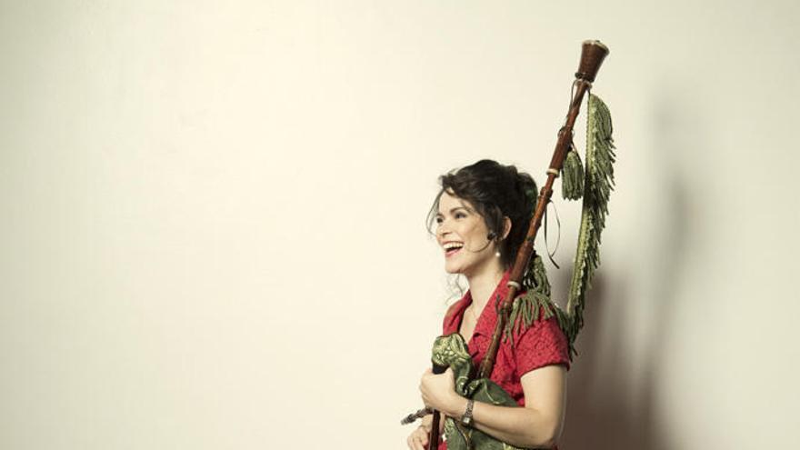 Cristina Pato gana uno de los dos Grammy a los que optaba