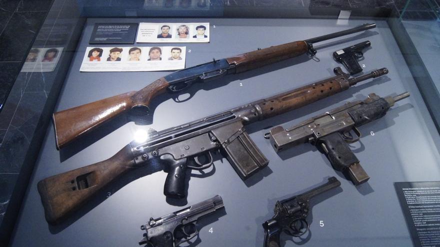 Memoria de los ourensanos víctimas del terrorismo