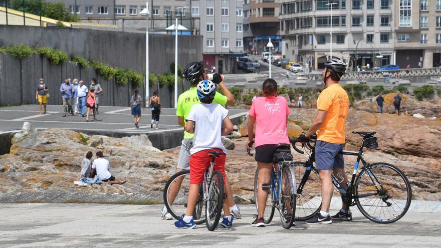 El tiempo en A Coruña será estable durante este fin de semama
