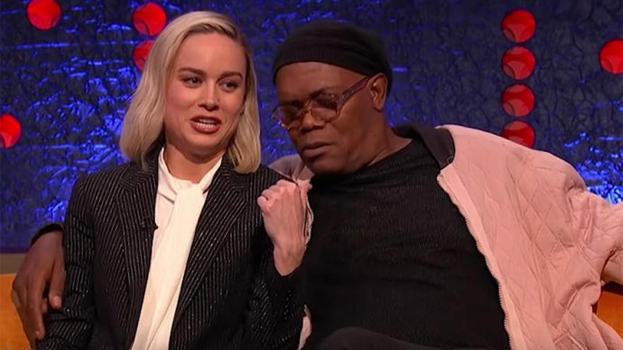 Así suena el 'Shallow' de Lady Gaga y Bradley Cooper, en la voz de Brie Larson y Samuel L. Jackson