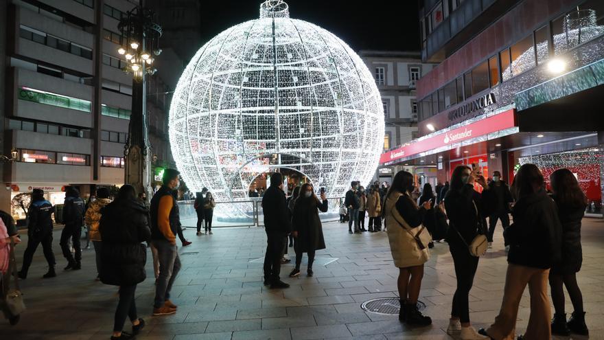 Navidad 2020 en Vigo: los iconos de la decoración estas fiestas