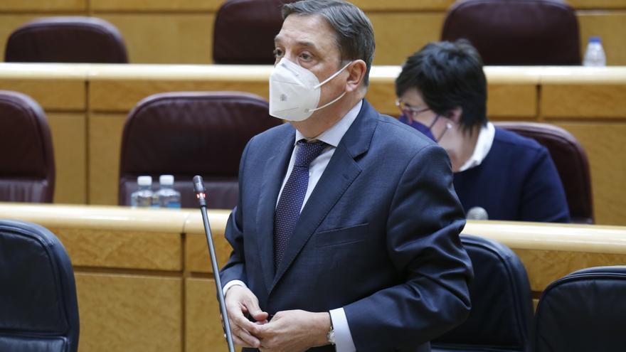 Zamora | Planas descarta enfrentamiento con Ribera por el estatus del lobo