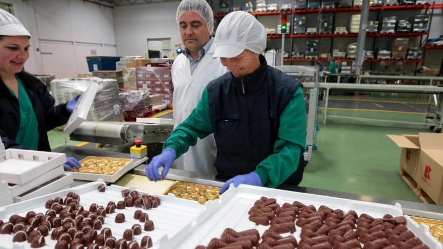 Chocolates Valor factura un 11,7 % más y tiene un beneficio de 6,1 millones