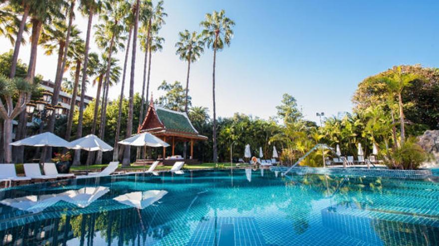 El Hotel Botánico ofrece alta cocina dietética y saludable