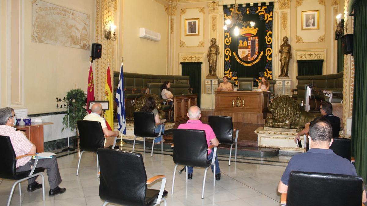 El Ayuntamiento de Jumilla reanuda las Juntas de Gobierno