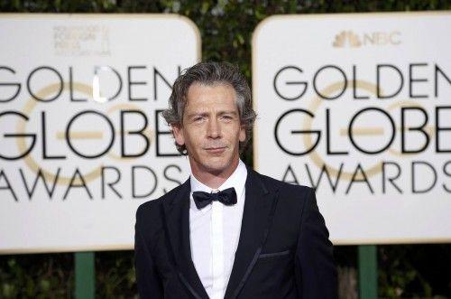 Ben Mendelsohn arrives at the 73rd Golden Globe Awards in Beverly Hills