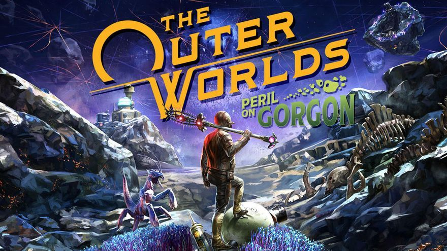 'The Outer Worlds: Peligro en Gorgona' se estrena en Nintendo Switch