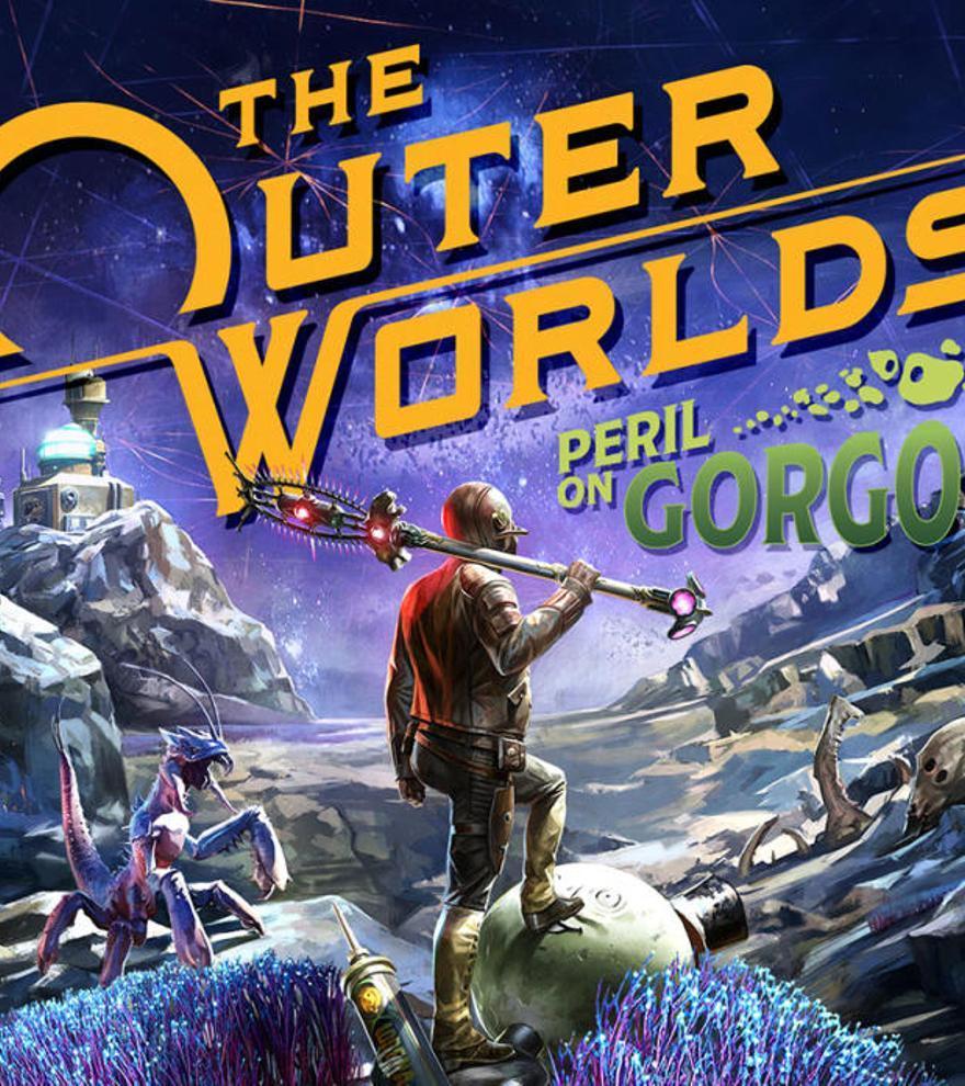 'The Outer Worlds: Peligro en Gorgona' se estrena en Nintendo Switch